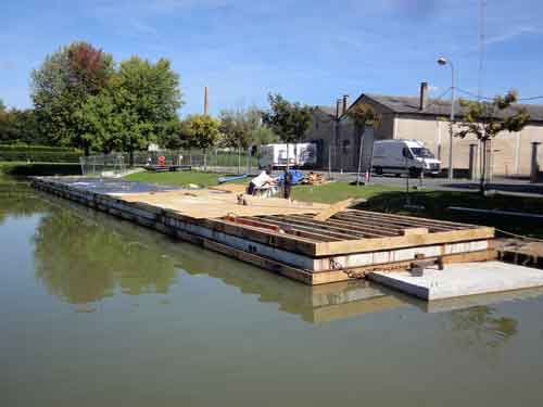 Base de Locaboat Briare